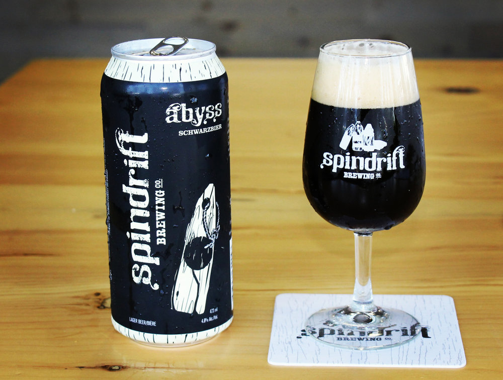 Find our beer - Spindrift is available across Atlantic Canada at select retailers and in bars and restaurants.