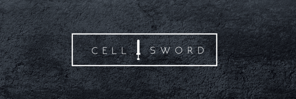 Cell Sword Business Concept