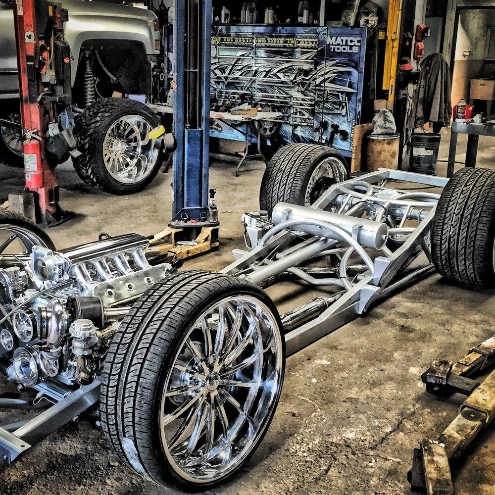 Ekstensive Metal Works Ekstensive Metal Works - 🇺🇸 Made - Texas Metal