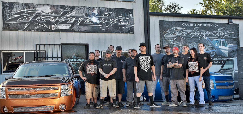 About Us Ekstensive Metal Works - Texas metal car show