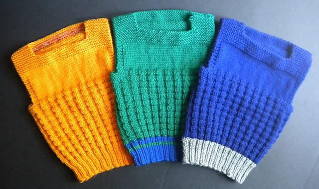 29d5c02cb1e Pattern  Mini Thermal Vest