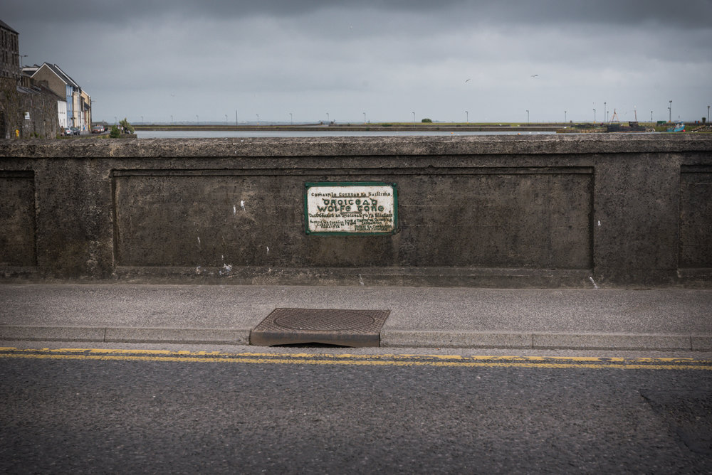 Wolfe Tone bridge
