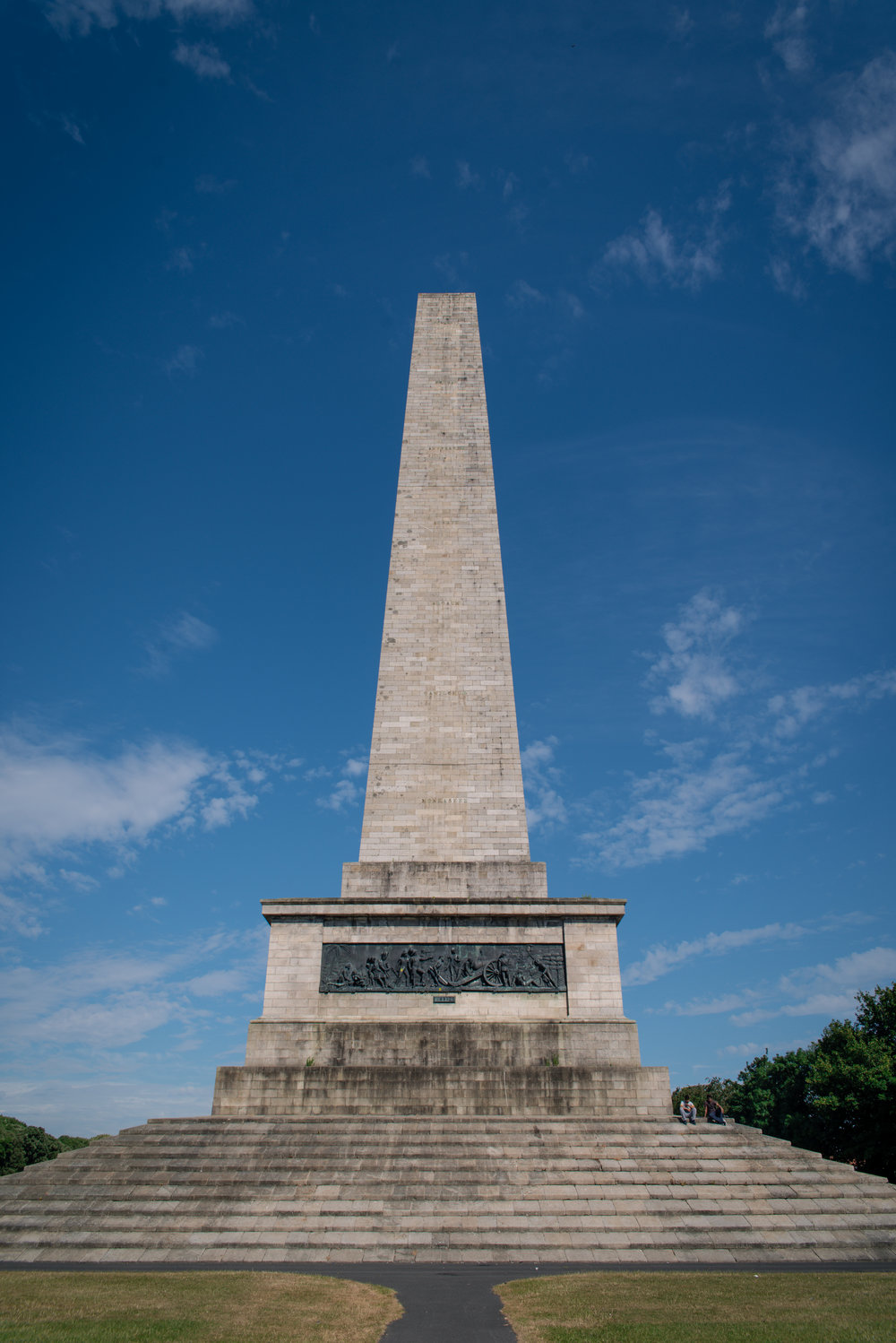 The Wellington Monument