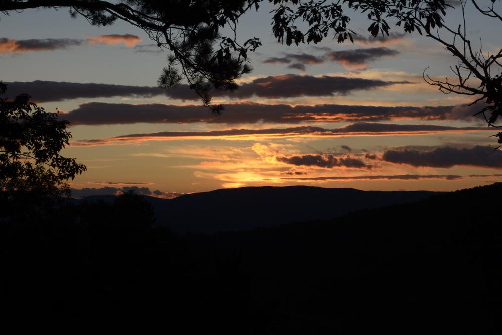 sunset laurel aerie.JPG