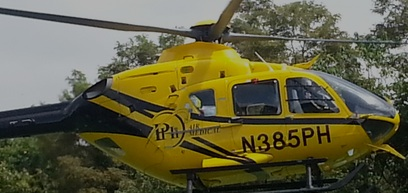 The Wintergreen Property Owners Association has two landing zones for helicopter use. Medical emergencies are the primary use of these landing zones.  Details .