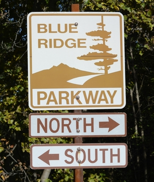 The Blue Ridge Parkway  that runs to the west of Wintergreen is a National Park.