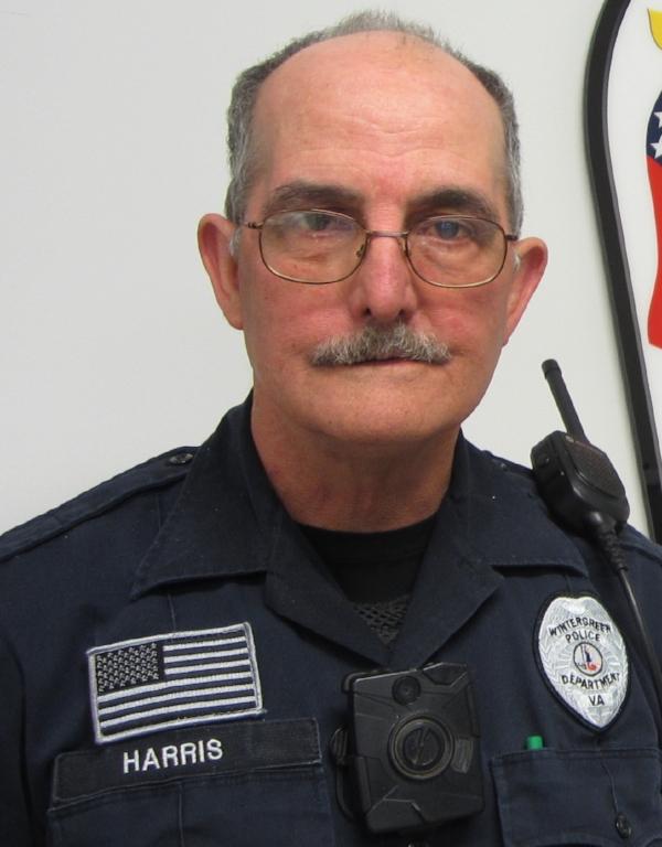 Officer Jeff Harris