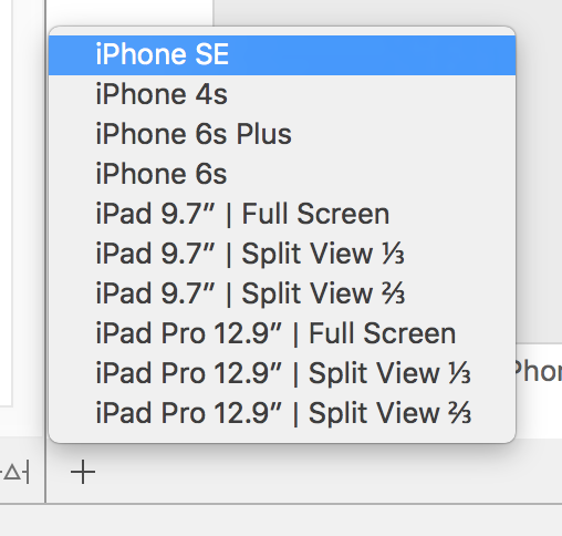 Preview as any simulated device