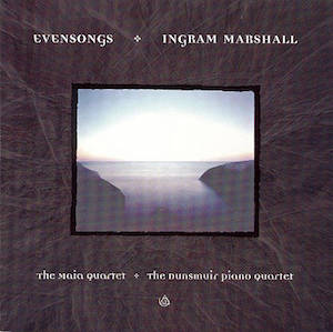 "<a href=""http://www.amazon.com/Evensongs-Ingram-Marshall/dp/B000QZRNJK/ref=sr_1_2?ie=UTF8&qid=1440891474&sr=8-2&keywords=marshall+evensongs"" target=""_blank"">Click to purchase</a>"