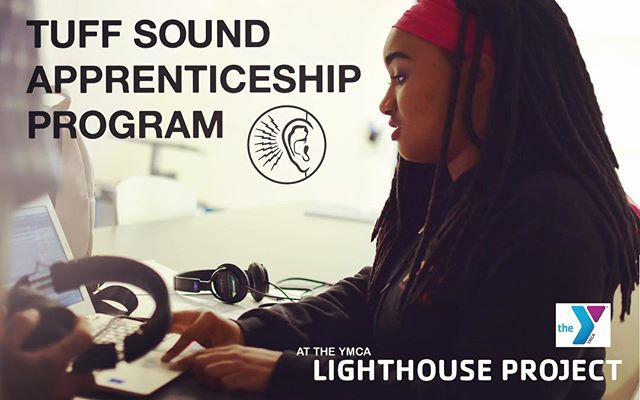 One more week to submit applications for the next semester of our program. Link to the application in our bio.  Photo by @meltbot  #musictech #hiphoped #pittsburgh #remakelearning #recordingstudio