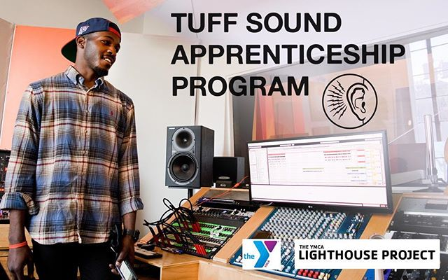 Extended the deadline for applications until the 13th. Teens, get those apps in! Link in bio. @ymca_lighthouse @remakelearning #musictech #education #recordingstudio #pittsburgh Photo by @kitcme