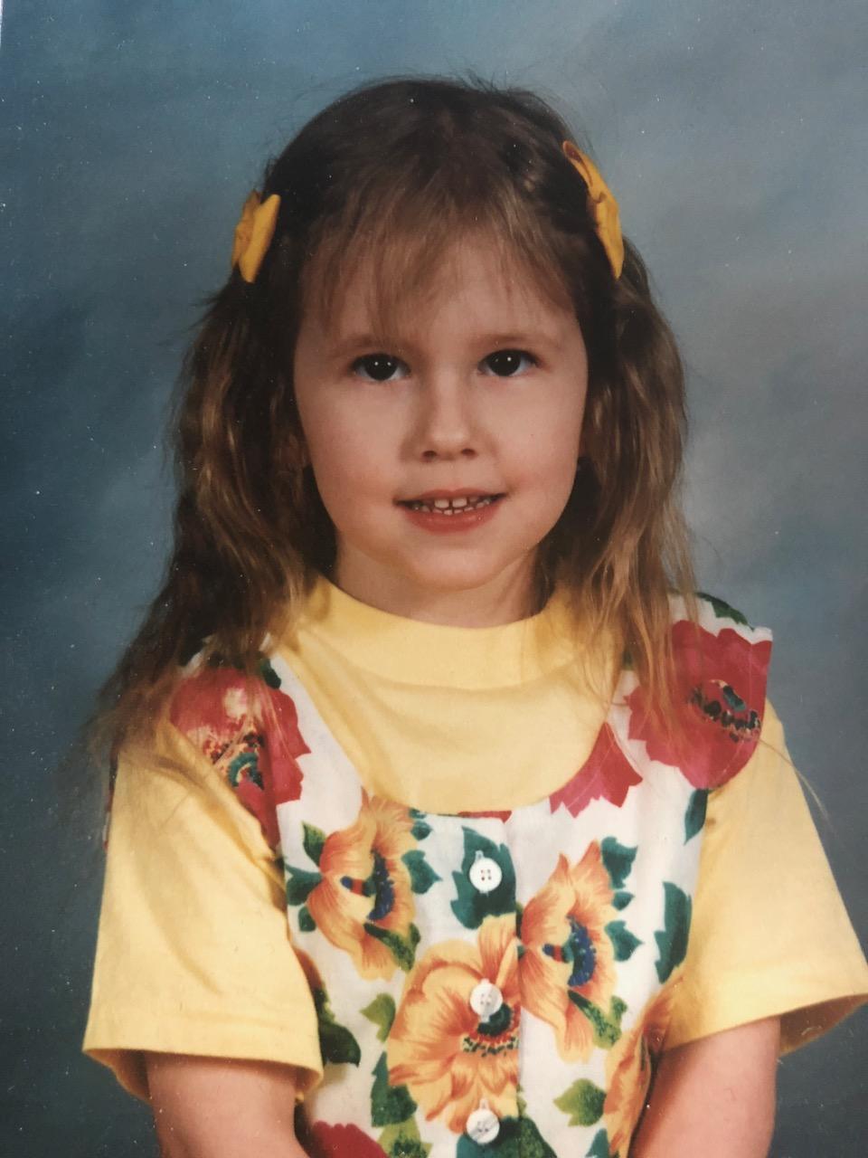 Me - circa 1995!
