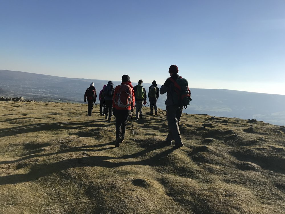 Guided walks - Click the button below to be taken to the Box Office to see the full programme of walks.Booking opens 1st December 2018