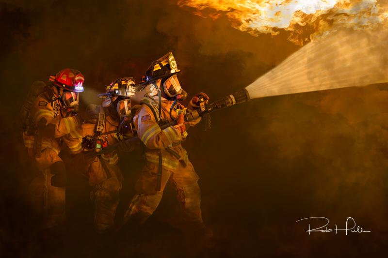 Burn Room