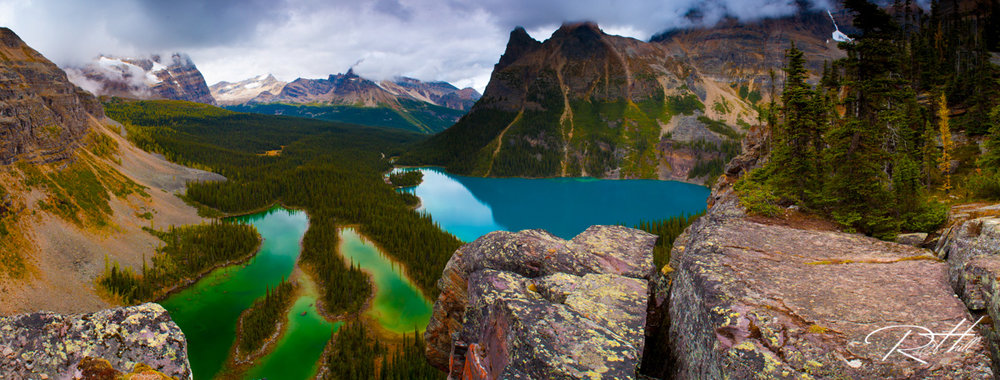 Lake O'hara, Yoho National Park