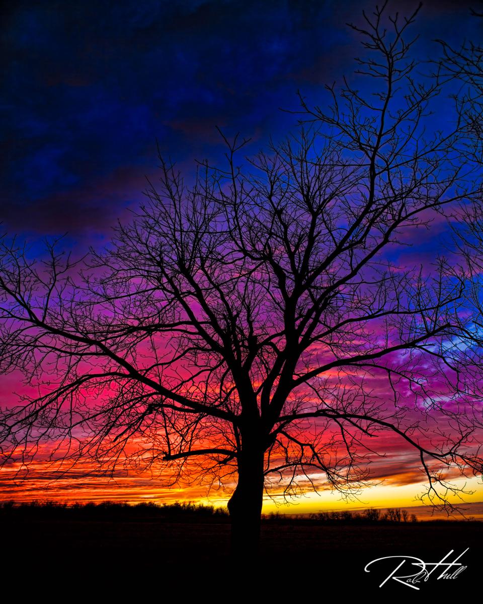 Bolivar Sunset