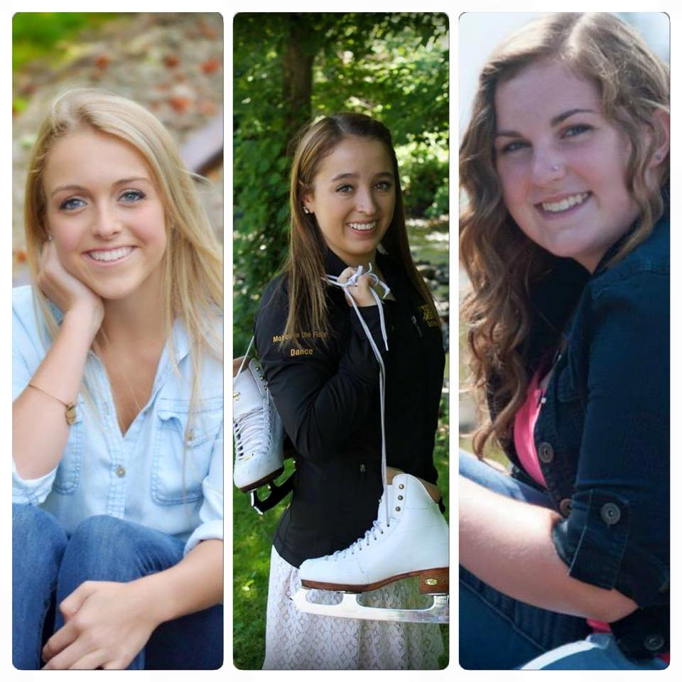 Congratulations to the 2015 Renee D. Epps Scholarship winners!! Pictured from left to right are Jessie Murray, Andrea Auer, and Rachel Hermann!!!     Tag Photo