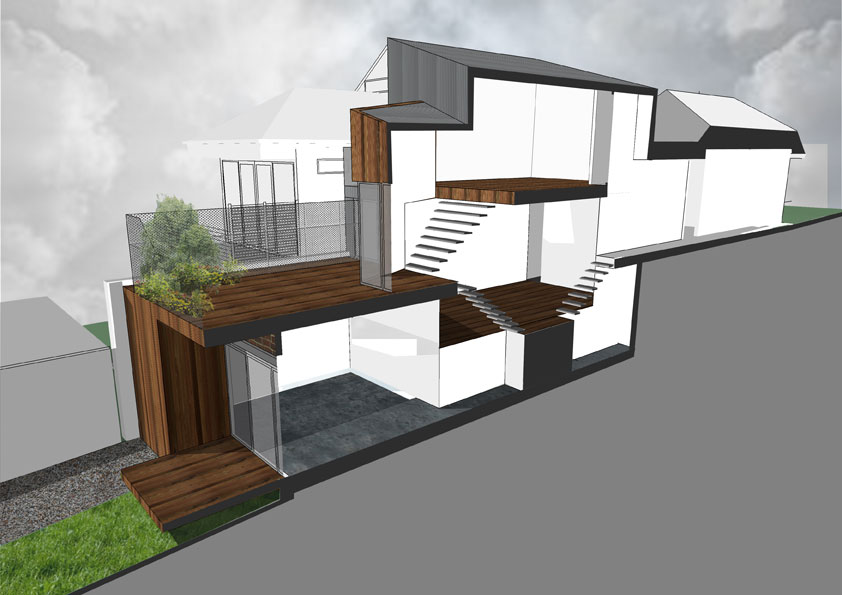 Split Level Home Designs Melbourne | Home Design