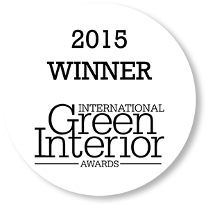 2015 International Green Interior Award Winner for Residential Renovation