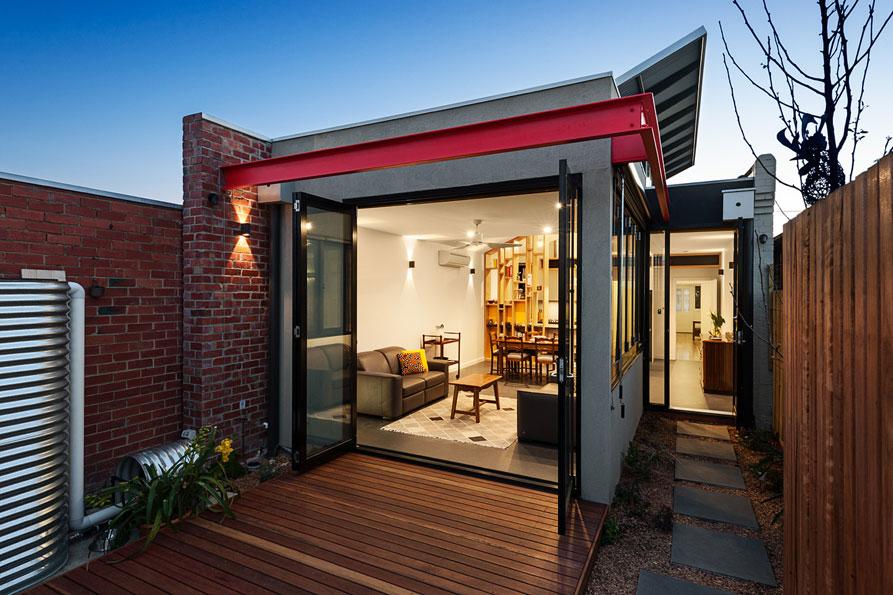 Winner 2015 International Green Interior Awards Residential Renovation