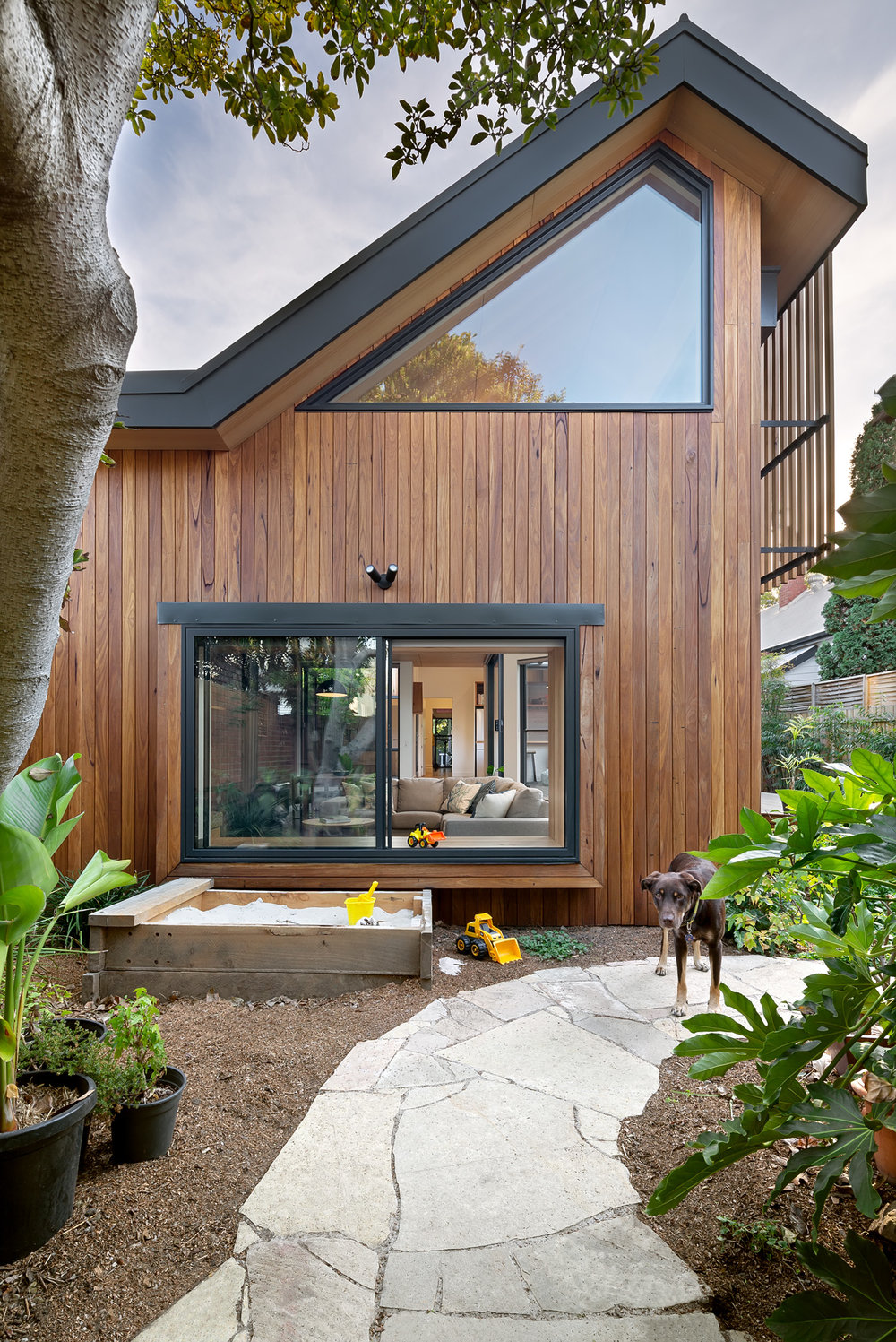 green sheep collective sustainable architect melbourne magnolia garden views timber cladding.jpg