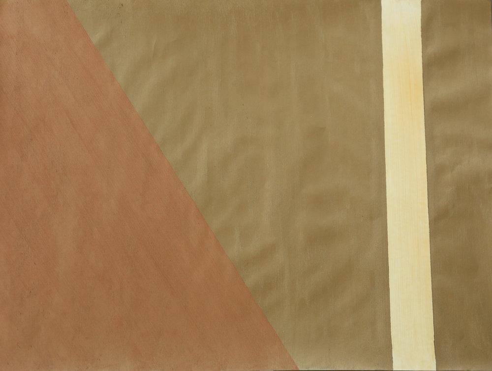 Newman's Bronze Gold Stripe I -