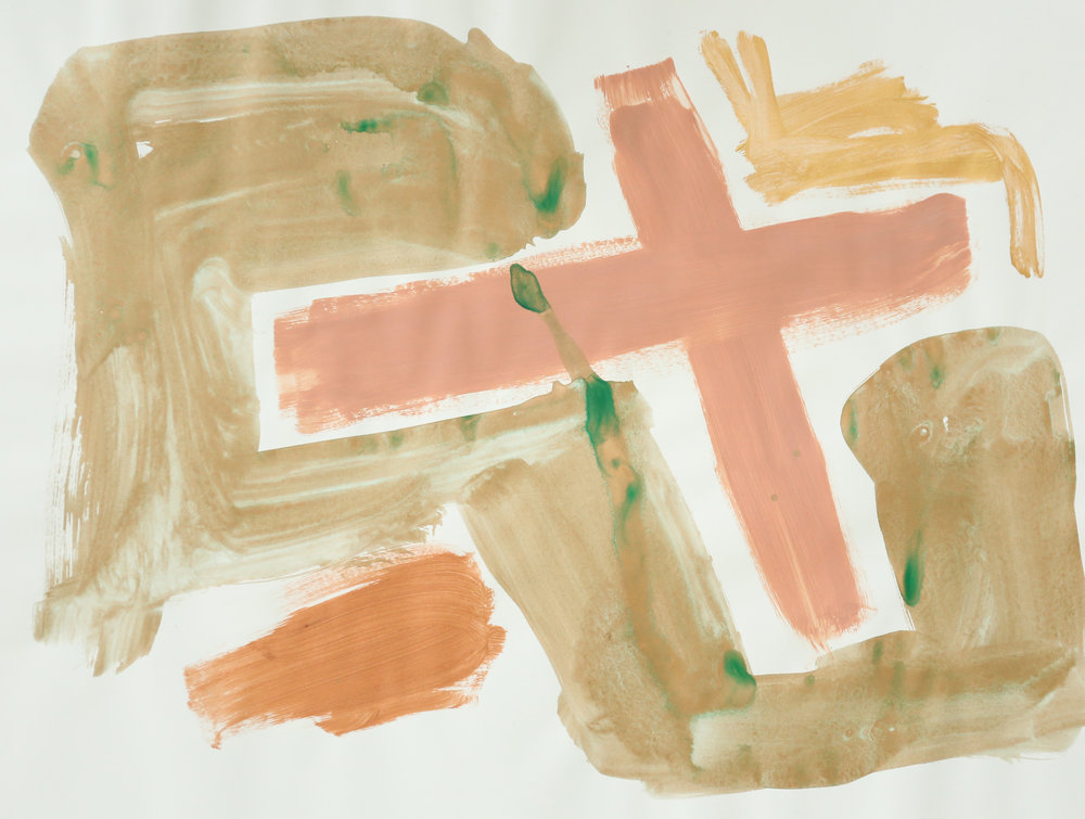 This is Tàpies I -