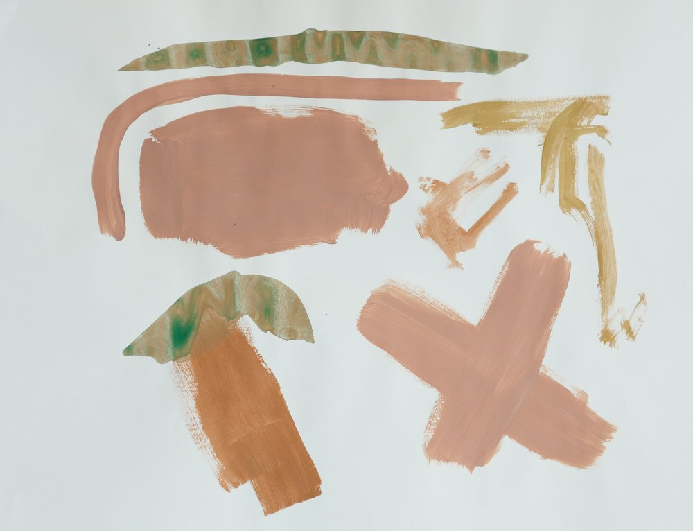 This is Tàpies II -