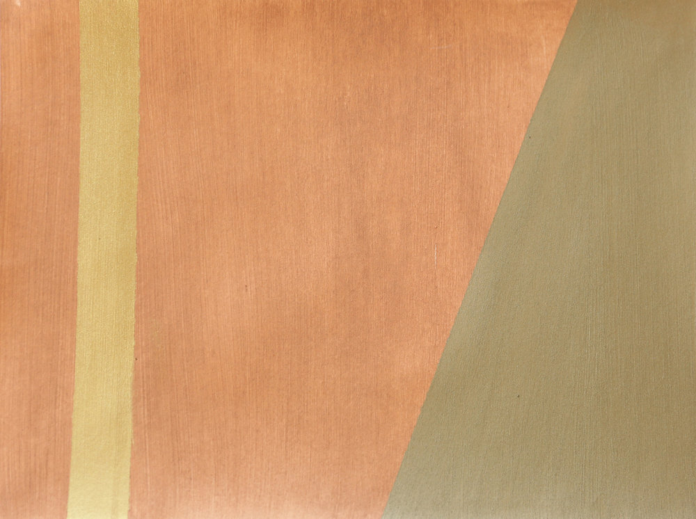 Newman's Copper Gold Stripe II -