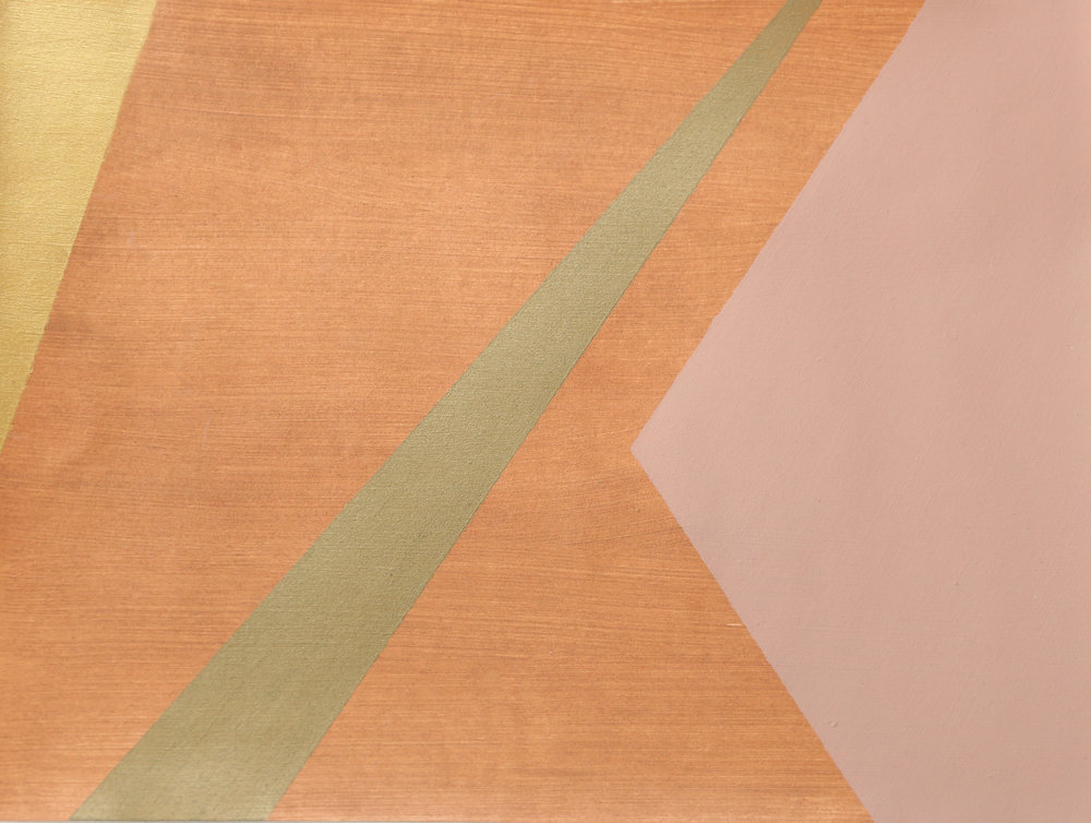 Newman's Copper Bronze Stripe II -