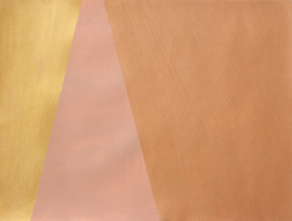 Newman's Copper Pink Stripe I -