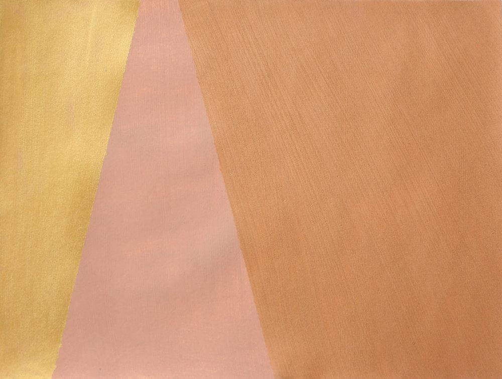 Newman's Copper Pink Stripe I -