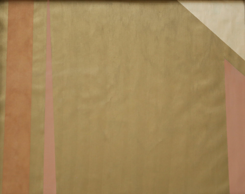 Copper Plain, Pink Lamppost -