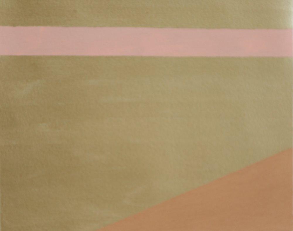 Newman's Bronze Pink Stripe I -