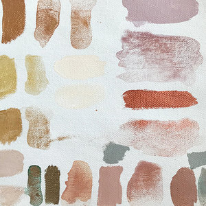 COLOR-SWATCHING   For desired color palette selection.