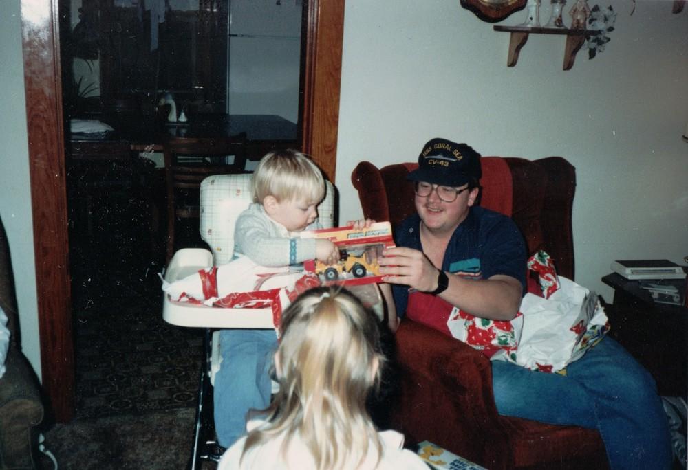 Dan & Brian at Christmas.JPG