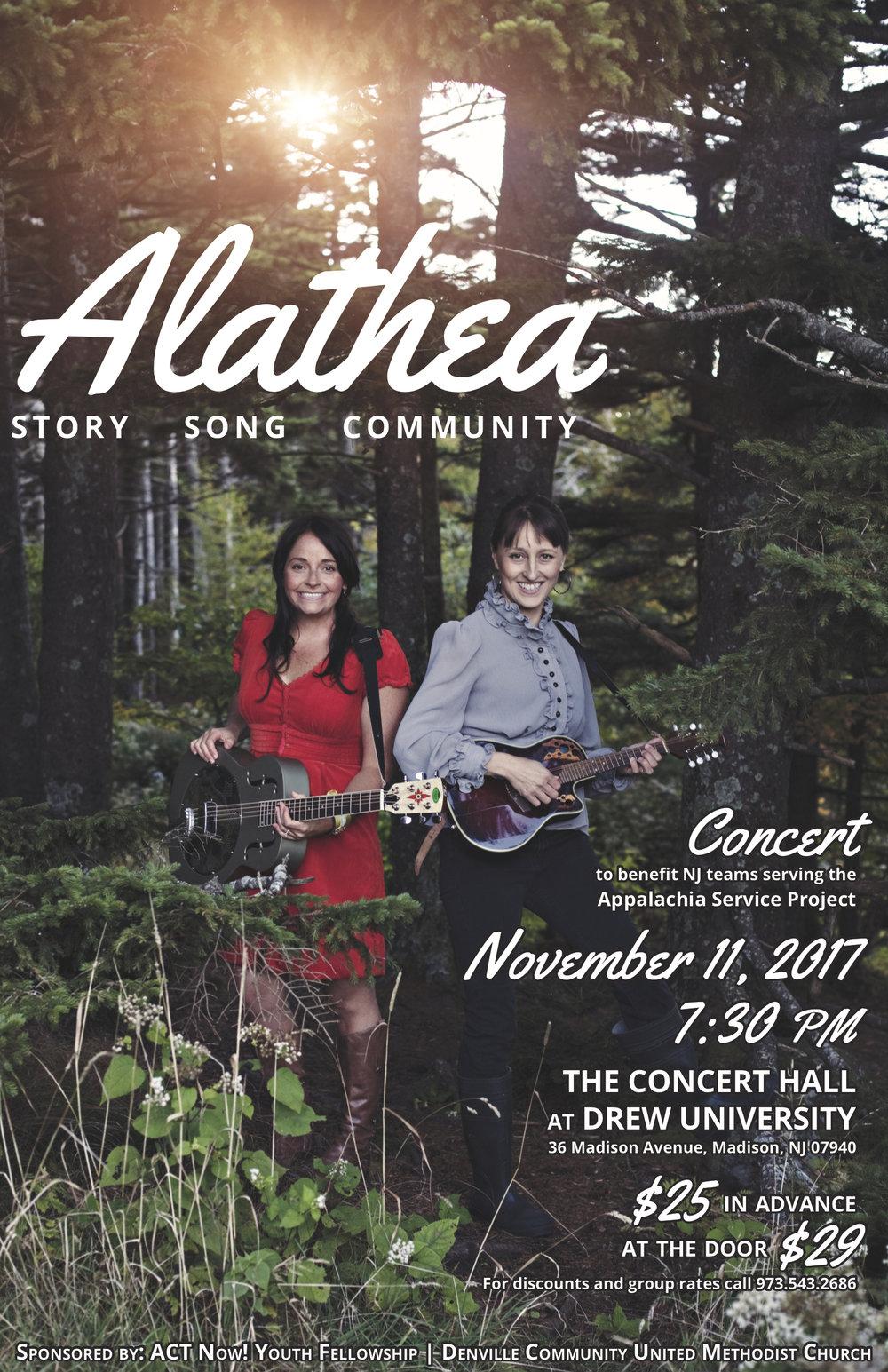 Acoustic Christmas 2019 Johnson City Tn.Alathea Tour Dates Alathea