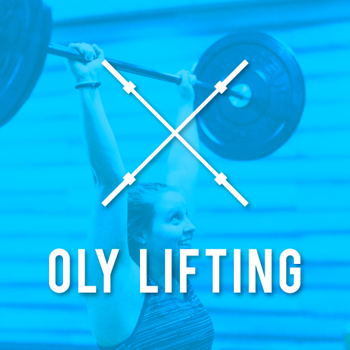 For those who want to improve upon strength and increasing proficiency in the Olympics style lifts.
