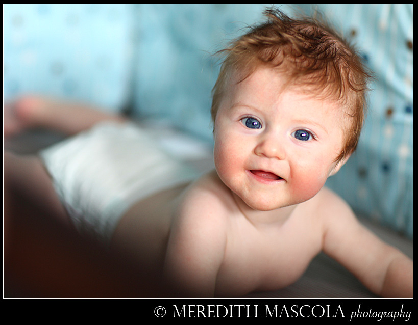 New Jersey Baby Portrait Photography