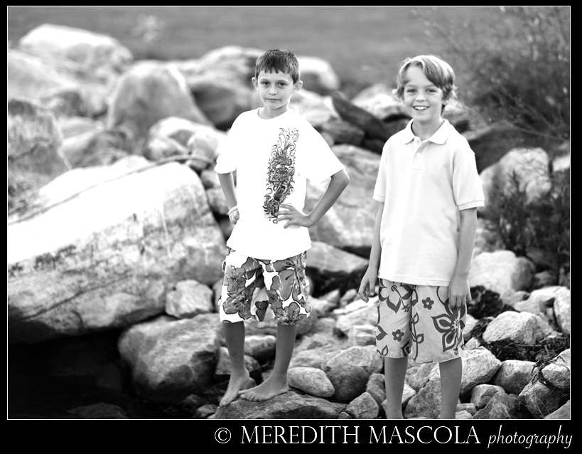 Connecticut Family Portraits and Photography
