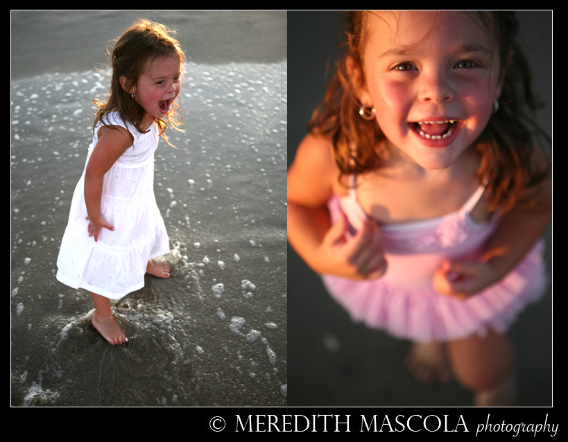 New Jersey Family Portrait Photography at Sandy Hook beach