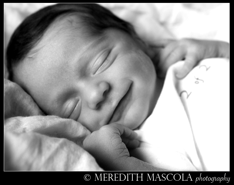 trendy Newborn Portrait Photographer