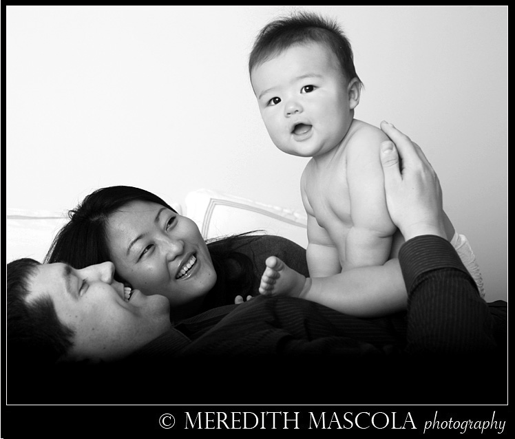 Manhattan baby photography
