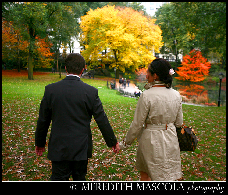 Central Park wedding Photographer and photography