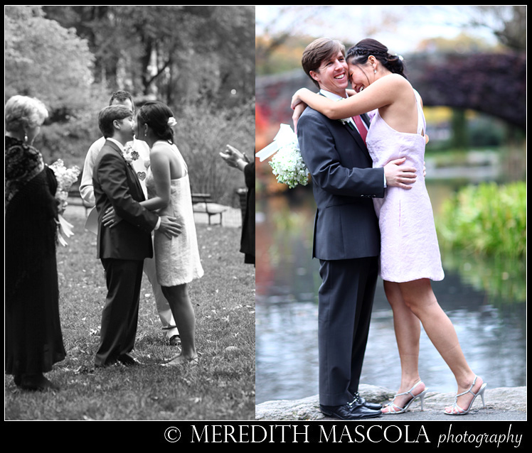 NYC wedding photographer that shoots in Central Park