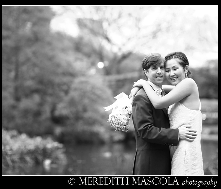 Photojournalistic wedding photography in Manhattan