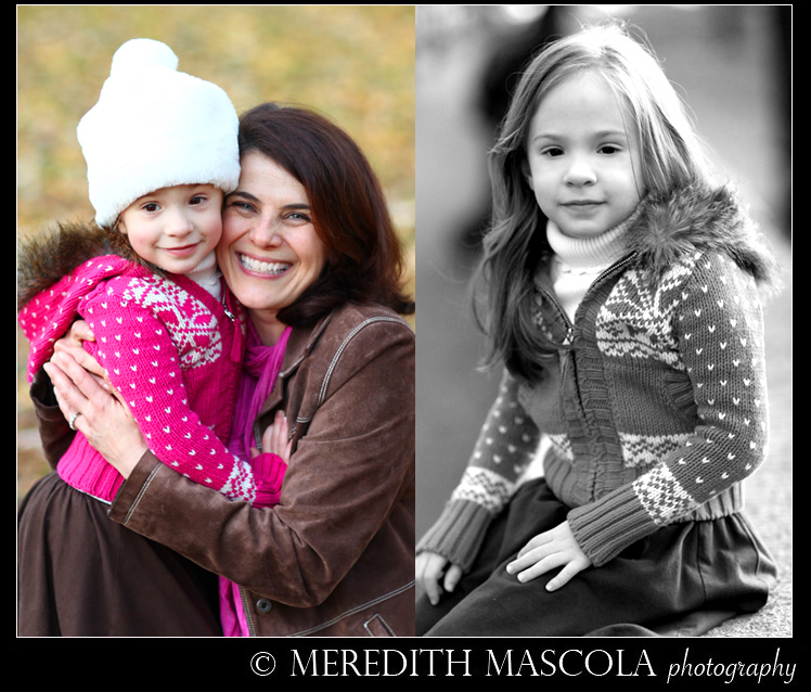 fun outdoor family portrait photographer on the upper west side