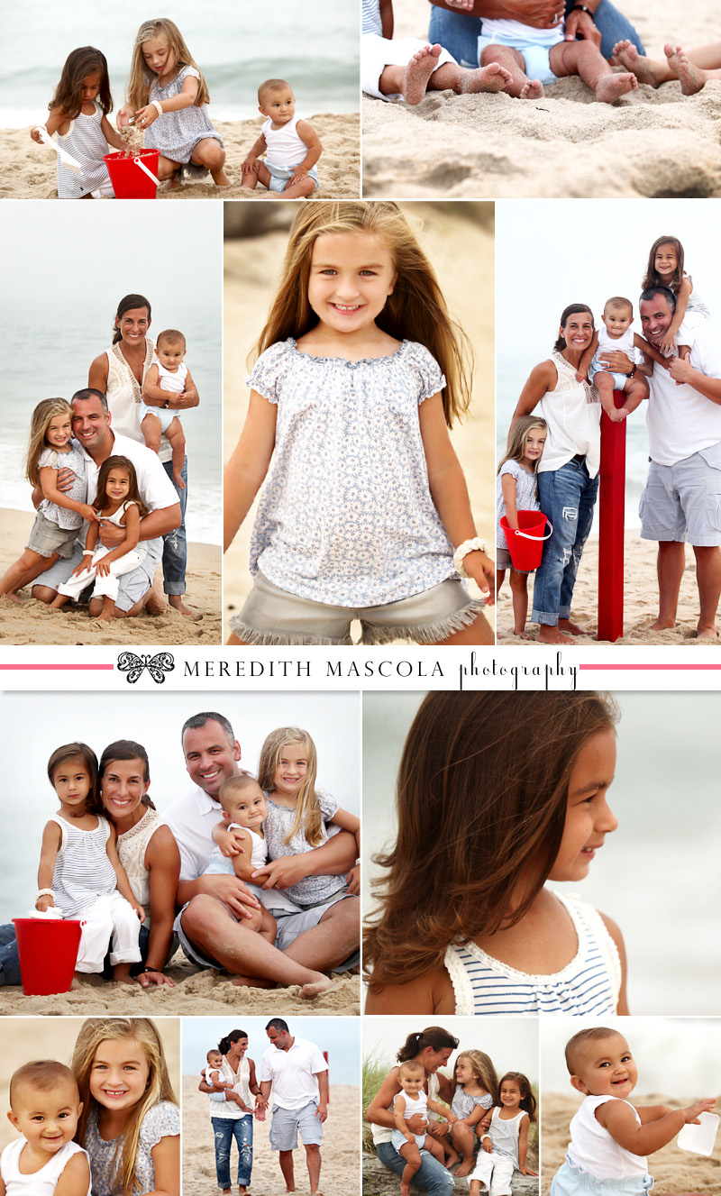 east hampton family portraits