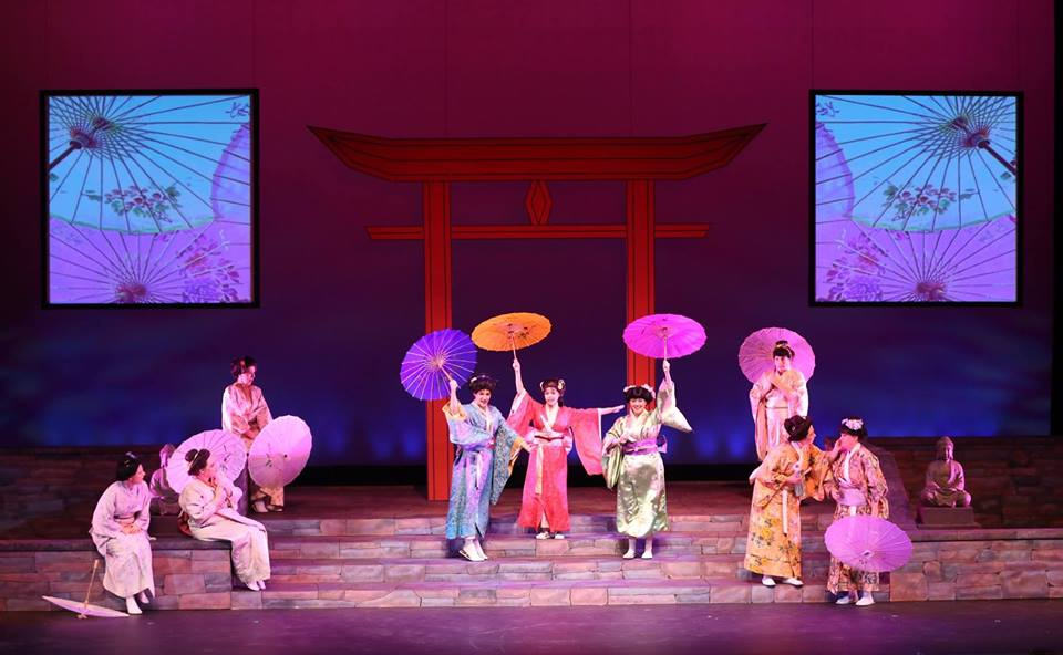 Pitti-Sing in Gilbert & Sullivan's The Mikado / DuPage Opera Theater & New Philharmonic Orchestra