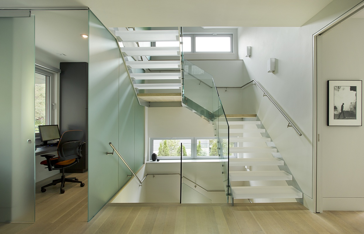 Brookline Residence - Modern Design — ZeroEnergy Design - Boston ...